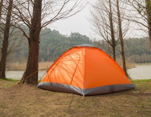 4persons Single Layer Camping Tent (ETDT-010) pictures & photos