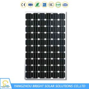 Hot Sell165W Solar Panel Monocrystalline Silicon pictures & photos