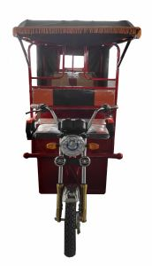 The Cheap India Electric Tricycle for Passenger pictures & photos