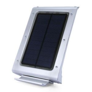 46 LED Outdoor Solar Wall Light Motion Activated Security Lighting Wireless Weatherproof Aluminum Fixture Super Bright Lamp for Patio, Yard, Deck, Porch pictures & photos