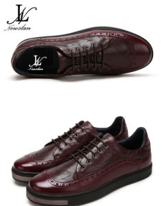 Formal Business Men′s Leather Shoes (LT-001)