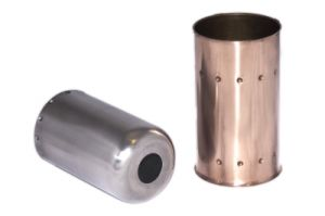 Aluminium Deep Drawing Tube pictures & photos