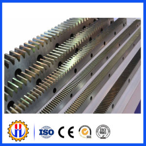 G60 Steel Customized OEM Steel Gear Rack Pinion pictures & photos