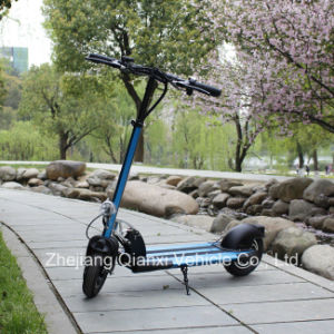 Electric Scooter with Lithium Battery Foldable pictures & photos