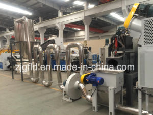 PP PE Plastic Film Washing and Recycling Line pictures & photos