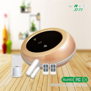 Smart Home GSM WiFi Alarm System with Low Battery Remind Function pictures & photos