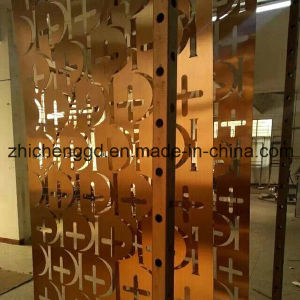 Stainless Steel Plate Gold Plating Machine pictures & photos