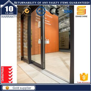 Aluminium High Quality Lift and Sliding Door pictures & photos
