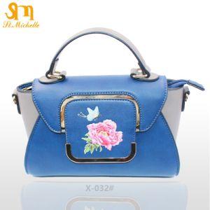 Discount Designer Handbags Womens Black Leather Handbags Totes pictures & photos