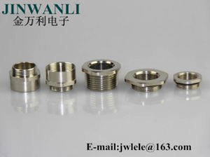 Metal Cable Accessories Metal Reducer for Cable Gland (Metal pipe nipple) pictures & photos