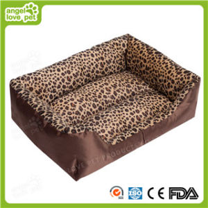 High Quality Comfortable Cotton Leopard Print Cushion, Pet Product pictures & photos