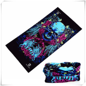 Seamless Multifunctional Bandana Poly Microfiber Bandana Multi Scarf pictures & photos