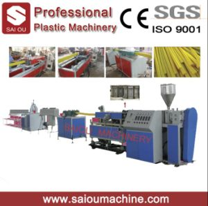 Prestressed Plastic (HDPE) Corrugated Pipe Making Machine pictures & photos