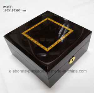 High Quality Luxury Fashion Wood Watch Collection Box pictures & photos