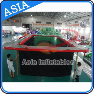 Inflatale Jetty Style 4-Side Portable Pool pictures & photos