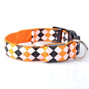 Pet Supplies LED Dog Collar High-Brightness 2.5cm in The Dark pictures & photos