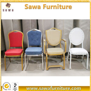 Wholesale Modern Stackable Aluminum Hotel Banquet Chair pictures & photos