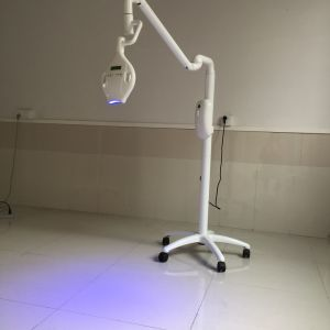 High Quality 8 PCS Blue LED Lamp Teeth Whitening Machine Laser Dental Equipment Tooth Whitening System pictures & photos