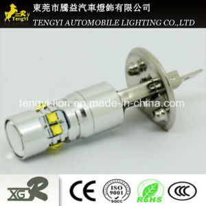 12V 50W LED Car Light High Power LED Auto Fog Lamp Headlight with T10 T20, H1/H3h16 Pw24 Light Socket CREE Xbd Core pictures & photos