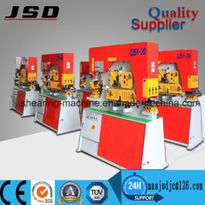 Q35y 55t Plate Cutting and Punching Machine pictures & photos