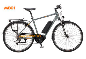 M801 Sine Wave Super Low Noise Ce En15194 Certified Electric Bike City Ebicycle Warranty 2 Years pictures & photos