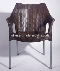 Restaurant Plastic Stacking Dining Chair pictures & photos