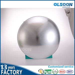 Olsoon 100-1200mm Diameter Customized Convex Mirror Acrylic Concave Convex Mirror pictures & photos