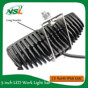 18W Black and White LED Work Light with Epiatsr pictures & photos