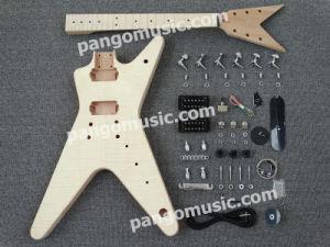 Pango Music DIY Electric Guitar Kit / DIY Guitar (PYX-002K) pictures & photos
