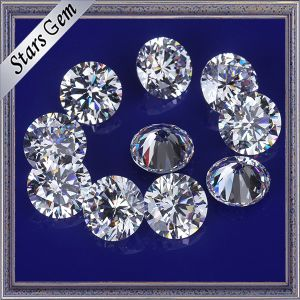 Big Size 12mm White Cubic Zirconia for Fashion Jewellery pictures & photos