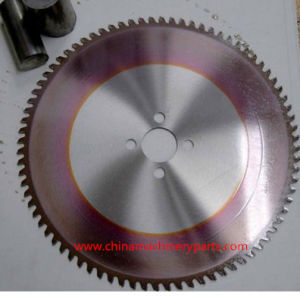 Tct Circular Saw Blades for Solids& Tube Steel Cutting&Wood Plates pictures & photos