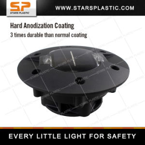 Aluminum Heavy Duty LED Solar Embedded Cat Eyes Road Stud pictures & photos
