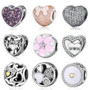Bracelet Jewelry Accessory Heart Shape Silver 925 Beads Pandore Charm pictures & photos