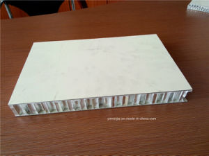 Innovative Decoration Materials Light Weight Aluminium Honeycomb Facade Panels pictures & photos