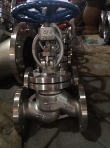 Stainless Steel Forged steel (F11 F5 F304) Globe Valve pictures & photos