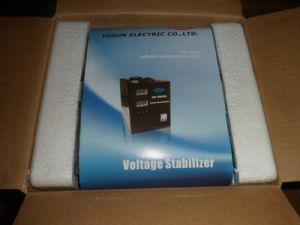 Fully Automatic Single Phase Voltage Stabilizer (SVC) 500va pictures & photos