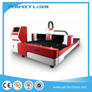 High Speed 500W Metal Fiber Laser Cutting Machine pictures & photos