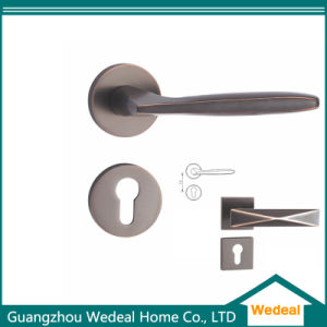 Wooden Door Stainless Steel Door Hardware Door Lock pictures & photos