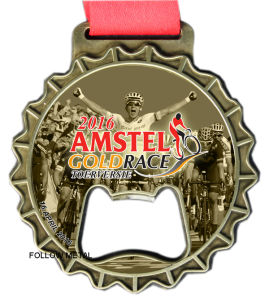 Medal for Amstel Goldrace 5c pictures & photos