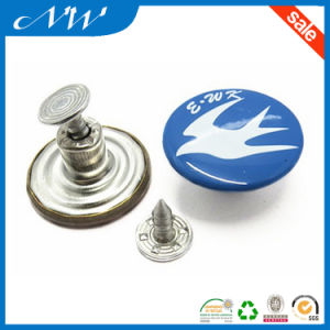 Custom Fashion Colorful Jeans Button for Shirts pictures & photos