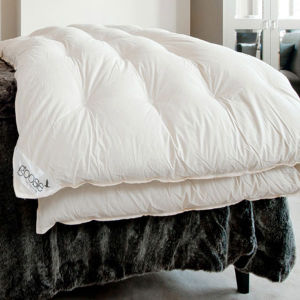 Quality White Goose Down Winter Warm Feather Comforter/Duvet pictures & photos