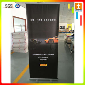 Teardrop Aluminum Roll up Display Stand Banner pictures & photos