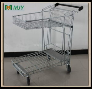 Caddie Construction Stores Shopping Trolley Mjy-M09 pictures & photos