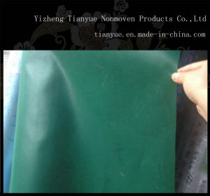 PVC Coated Tarpaulin Flame Retardent Anti Static for Mining Ventilation pictures & photos