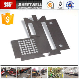High Precision Customized Sheet Metal Stamping Part pictures & photos