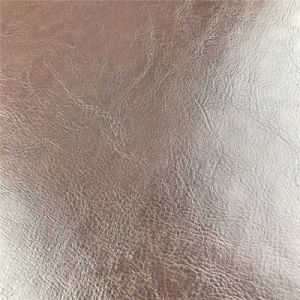 1.0mm to 3.0mm Bovine Fiber Leather for Furniture Automobile pictures & photos