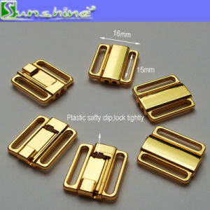 15mm Garment Metal Buckle Clasp for Underwear pictures & photos