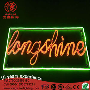 DIY Customized LED Neon Sign Rope Light for Advertising pictures & photos