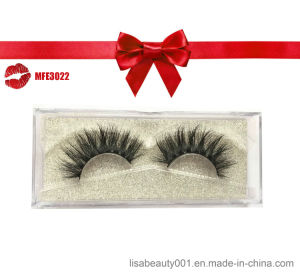 Customized Private Brand False Eyelashes Hot Seller Natural 3D Mink Lashes