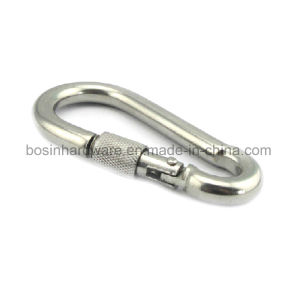 Metal Snap Hook with Screw pictures & photos